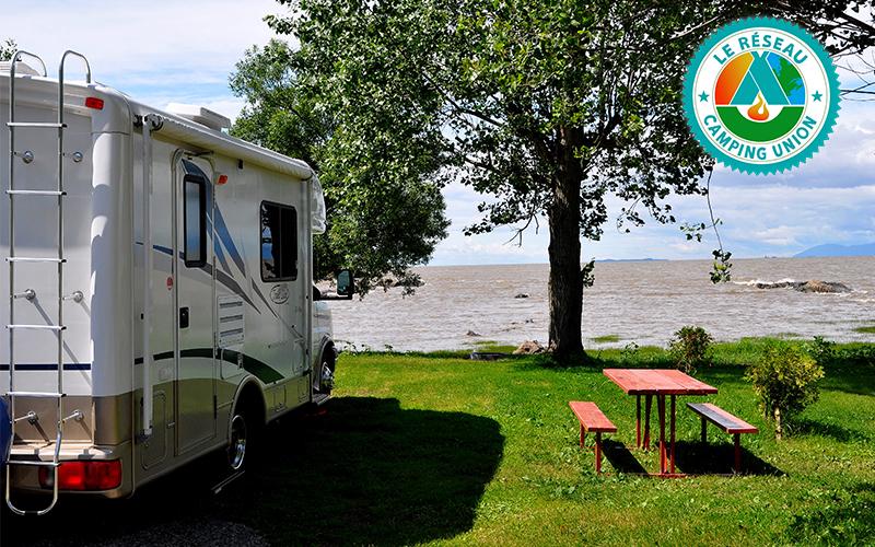 Article sur les mesure sanitaire COVID-19 du réseau Camping Union